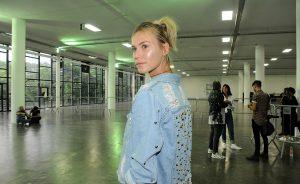 Com Giovanna Ewbank na passarela, Memo desfila parceria com Lilly Sarti