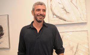 Abertura de individual de Sandro Akel na Galeria Nicoli, nos Jardins
