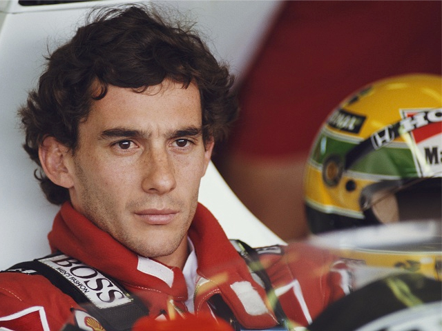 Ayrton Senna || Créditos: Getty Images