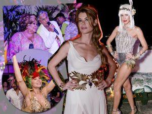 Chiqueria com Alcione, Caetano e mais no Baile da Arara. Vem!