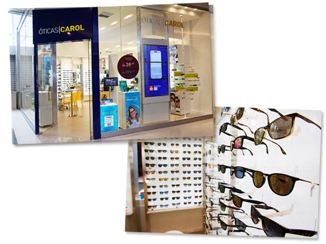 1bb80456a Óticas Carol reinaugura loja no Morumbi Shopping cheia de novidades ||  Créditos: Divulgação