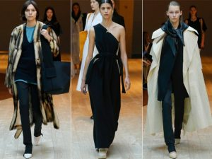 """Céline usa praticidade para criar luxo e põe modelos """"perdidas"""" na passarela"""