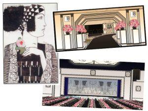 Art Nouveau inspirou Karl Lagerfeld para Baile da Rosa em Mônaco