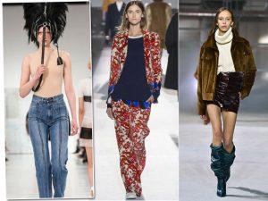 Semana de Moda de Paris começa com década de 80, alfaiataria e couro