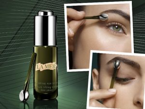 The Lifting Eye Serum: o experimento o luxuoso de La Mer