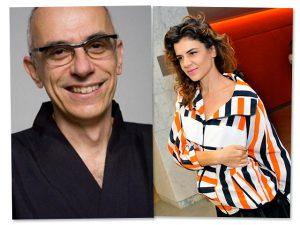 Mariana Aydar e Mário Manga cantam juntos neste final de semana