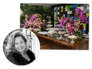 Para as noivas de plantão: Flávia Nazar é nome certo em organização de festas