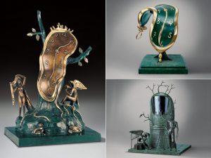 Eden Rock, hotel hypado de St Barth, recebe esculturas de Salvador Dalí