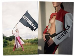 "Vetements se muda para Zurique: ""Paris mata a criatividade"""