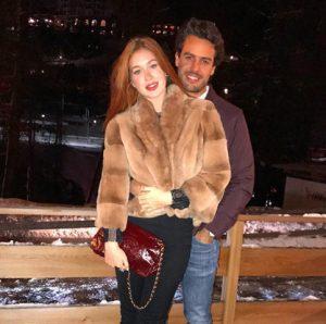 Avessa a agitos, Marina Ruy Barbosa passou o Carnaval na neve. Aos cliques!