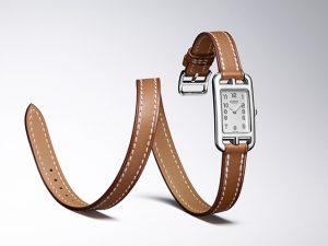 Desejo do Dia: sexta-feira casual chic com o relógio Nantucket Hermès