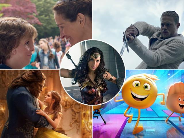 Não vai faltar opção nos cinemas em 2017
