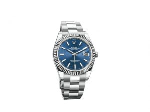 Desejo do Dia: hora certa com o Rolex Datejust 41, o clássico em nova versão