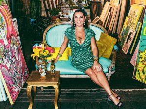 Isabelle Tuchband entrega inspirações e referências no mundo da arte