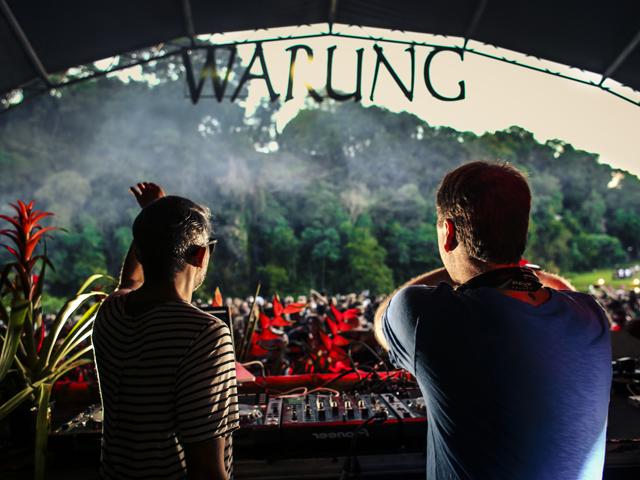 Warung Day Festival recebe Prêmio de Melhor Festival do Brasil em 2016 || Créditos: Divulgação