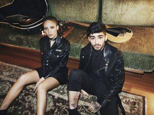 Gigi Hadid fotografa namorado em nova campanha da Versus Versace