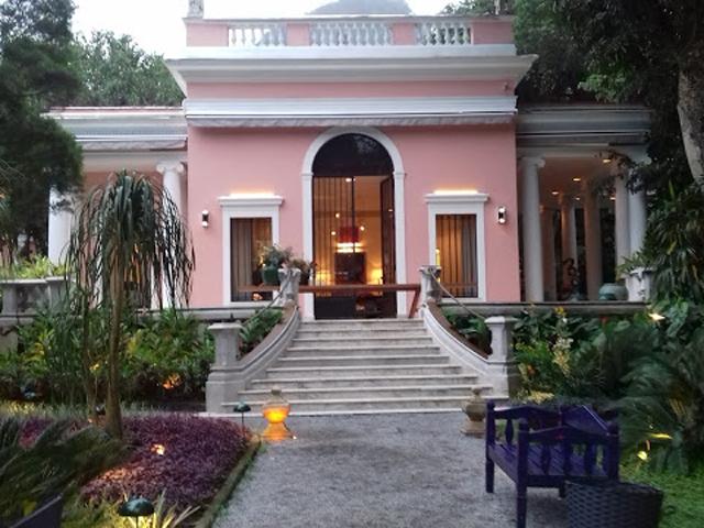 Casa Rosa Da Gávea – De 6 a 9 de Abril, com entrada gratuita