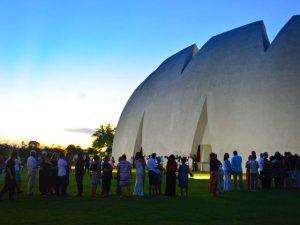 Festival Música em Trancoso gera congestionamento de jatinhos