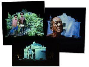 Igrejinha de Trancoso recebe projeção de imagens de João Farkas