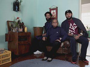 Aos 80 anos, Wilson das Neves estrela fashion film da marca de Emicida