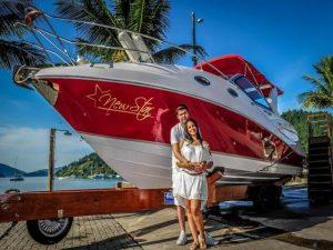 Casar em alto mar é a última moda entre os wedding planners de plantão