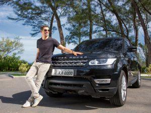 Land Rover elege Cauã Reymond para representar sua linha luxo: Range Rover!