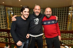 Barbearia Cavalera Paulista abriu em SP com a presença de Donnie Hawley