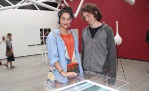 Abertura da exposição de Yoko Ono no Instituto Tomie Ohtake, em São Paulo