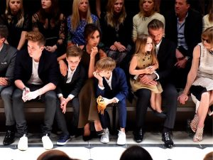 Victoria Beckham registra nome da filha para uso comercial na Europa