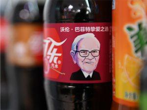 Warren Buffett ataca de garoto-propaganda da Coca-Cola