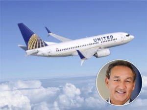 """CEO da United havia recebido prêmio de """"Comunicador do Ano"""""""