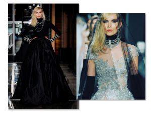 Semana de moda de noivas em NY libera a cor preta para o altar. A moda pega?