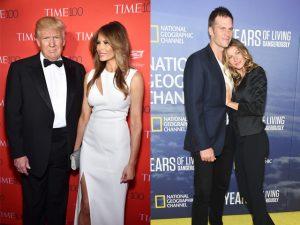 """Trump X Gisele: presidente tenta aproximação, mas top segue desviando do """"tiro"""""""