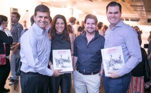 Primetour lançou seu quarto livro de viagens durante a abertura da SP-Arte