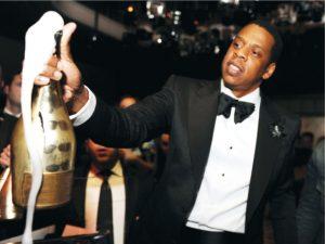 Jay-Z vai lançar garrafa de champagne com precinho de… R$ 2,6 mil!