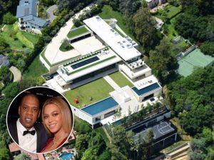 Beyoncé e Jay-Z querem comprar mansão de mais de R$ 400 milhões em LA