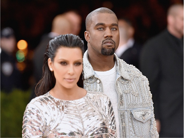 Kim Kardashian e Kanye West || Créditos: Getty Images