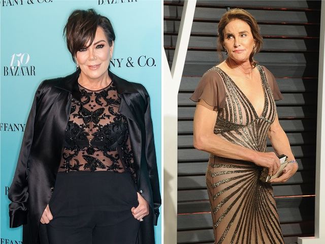Kris e Caitlyn Jenner || Créditos: Getty Images