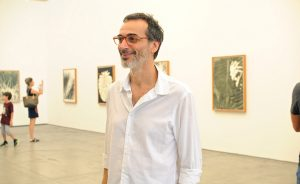 "Brunch na Galeria Fortes, D´Aloia & Gabriel com ""Monotipias"" de Luiz Zerbini"