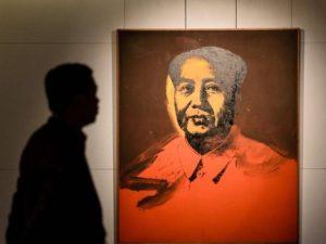 Retrato de Mao Tsé-tung de Andy Warhol é vendido por US$ 11 milhões