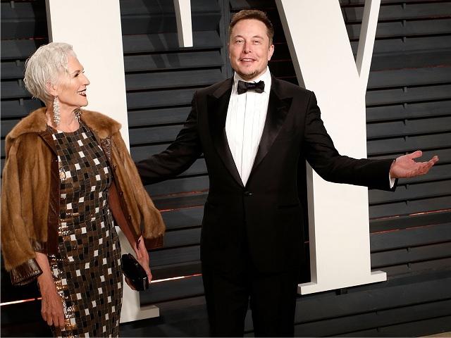 Maye e Elon Musk || Créditos: Getty Images