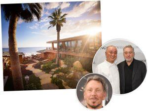 De Niro e o sétimo mais rico do mundo se unem para lançar hotel em Malibu