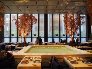 Um clássico de NY, restaurante Four Seasons já tem data para reabrir