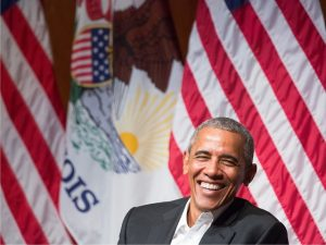 Por cachê de R$ 21 mil por minuto, Obama vai dar palestra em Wall Street
