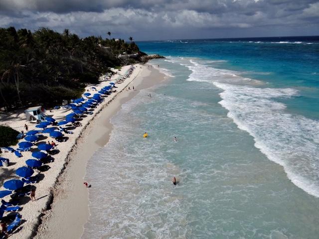 The Crane, em Barbados || Créditos: Divulgação