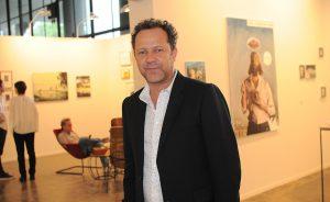 """Vik Muniz na SP-Arte: """"Sempre acabamos vendo mais gente do que arte"""""""