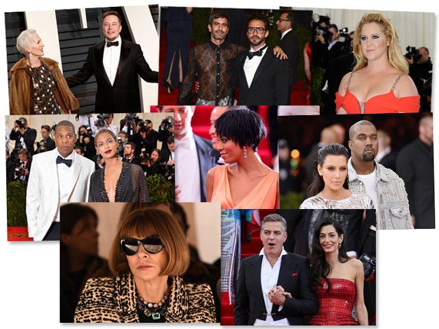 Os famosos que já deram o que falar no baile do Met