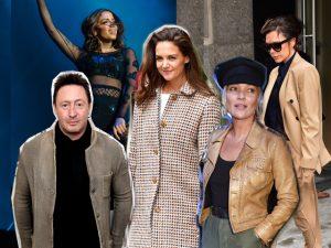Hype! Katie Holmes, Kate Moss e Julian Lennon serão as atrações da amfAR!