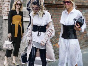 Do século 16 às ruas: o corset é nova febre da moda