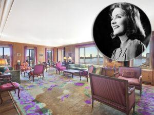 Apartamento onde Greta Garbo viveu por 40 anos em NY está à venda